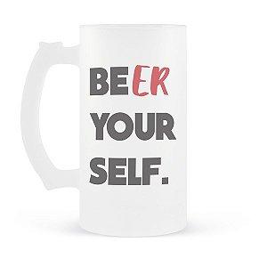 Caneca de Chopp Beer Your Self