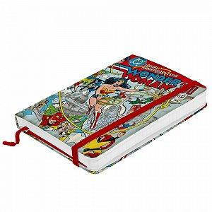 Caderneta de anotação Papel DC Comics Wonder Woman A6