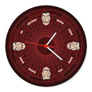 Relógio de Parede La Casa