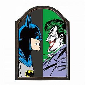 Jogo de dardos dco batman and joker face to face colorido 44