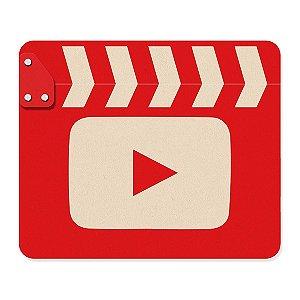 Claquete Youtuber MDF