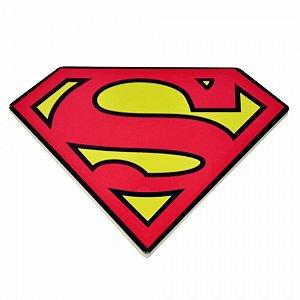 Suporte panela ceramica dco superman logo 20 cm