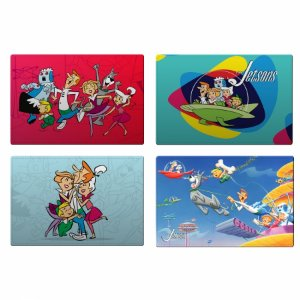 Set 4 jogo americano PVC the jetsons all fun