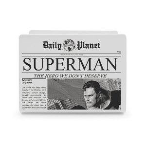 Porta Guardanapo Daily Planet