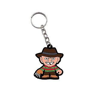Chaveiro emborrachado Cute Freddy