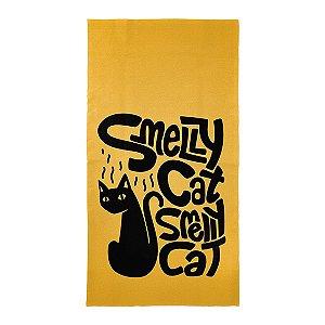 Pano de Prato Smelly Cat