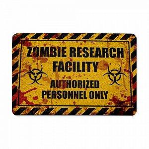 Capacho Ecológico Zombie Research Facility