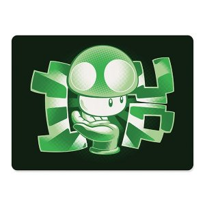 Mousepad Gamer 1UP