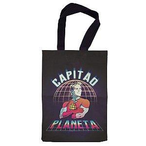 Ecobag Capitão Planeta
