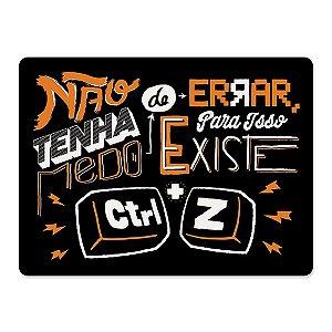 Mousepad Gamer Ctrl+Z