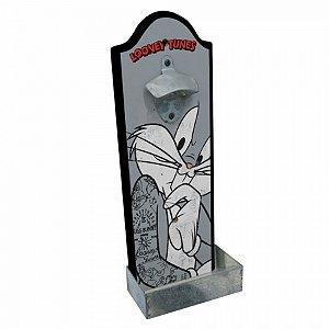 Abridor garrafa looney bugs bunny concerned