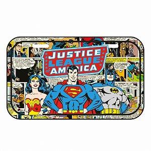 Placa parede dc superman comics