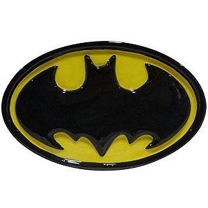 Cofre ceramica dc batman logo 20 X 6 X 11 CM