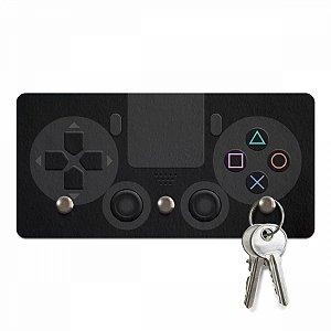 Porta Chaves Gamer Joystick PS Sonysta