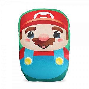 Almofada Formato Cute Mario