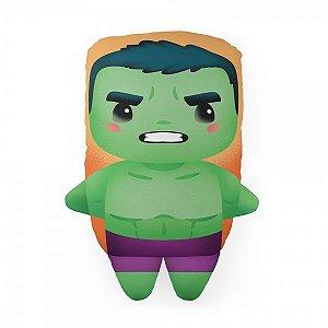 Almofada Formato Cute Hulk