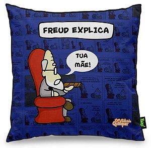 Almofada USQ Profissões Freud Explica
