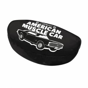 Caixa p oculos pu GM American Muscle Car