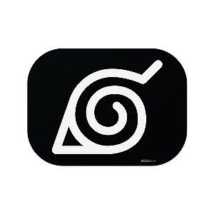 Placa de Parede Naruto