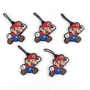 Kit Enfeites de Natal cute Mario