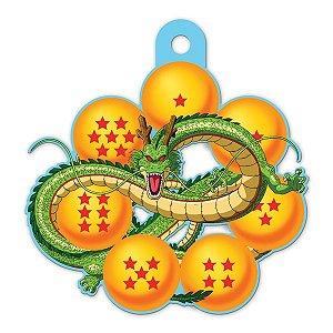 Guirlanda de Natal esferas do dragão