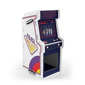 Porta Treco Arcade Stranger