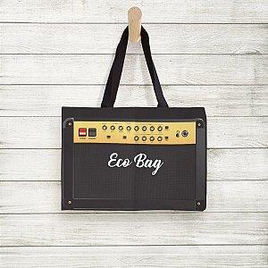 Ecobag Caixa de som Rock