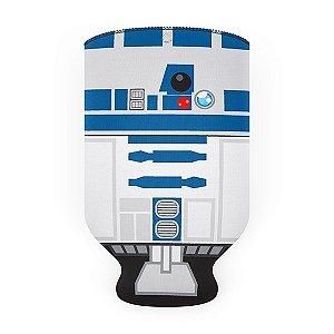 Bolsa de água com capa Star Wars R2 D2
