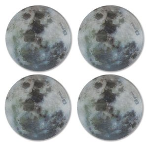 Porta Copos Super Lua Cheia