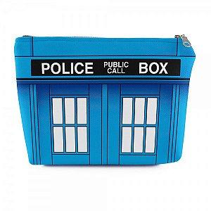 Necessaire TARDIS 25cmx20cm