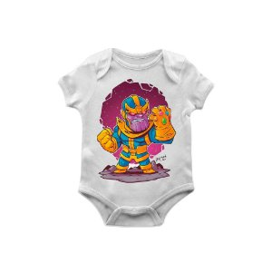 Body Bebê Thanos Baby
