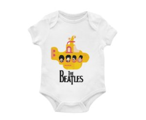 Body Bebê Yellow Submarine