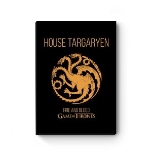 Quadro decorativo Game of Thrones Targaryen