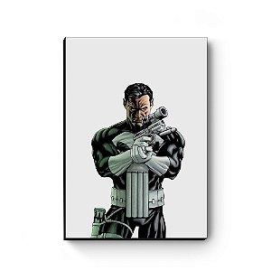 Quadro decorativo MDF Marvel Justiceiro 3