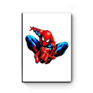 Quadro decorativo MDF Marvel Homem Aranha