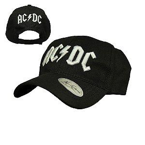 Boné AC DC