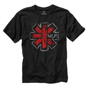 Camiseta Red Hot Chilli Peppers RHCP