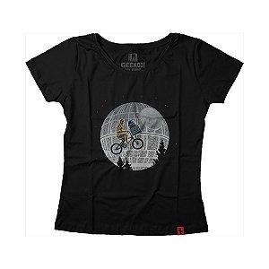 Camiseta Feminina Droids ET