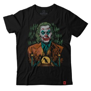 Camiseta Joker Put on a Happy Face