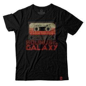Camiseta Sounds Of Galaxy