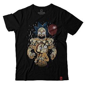 Camiseta It And Morty