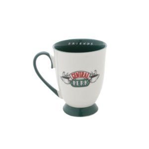 Caneca rococo friends central perk logo - 350ml
