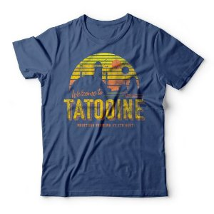 Camiseta Star Wars TATOOINE