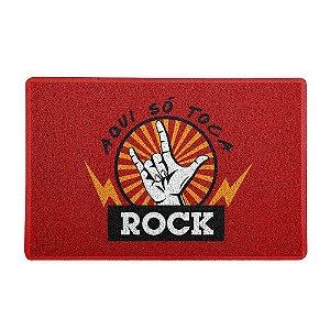 Capacho Só Toca Rock