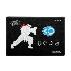 Capacho Street Fighter Hadouken