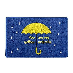 Capacho Yellow Umbrella