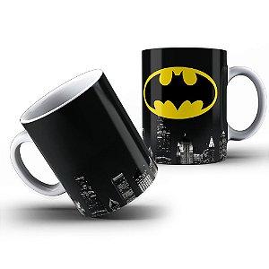 Caneca Símbolo Batman