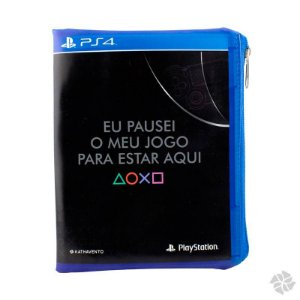 Necessaire Playstation PS4