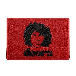 Capacho 60x40cm Vinil Jim Morrison The Doors