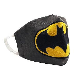 Máscara de proteção veludo Batman